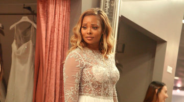 Marlo Hampton Tells Eva Marcille She Needs to Lose Ten Pounds