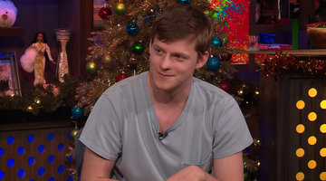 Lucas Hedges Dishes on Thanksgiving with Julia Roberts