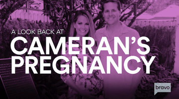 Cameran Eubanks Welcomes a Baby Girl
