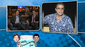 The WWHL Douchebag Jar