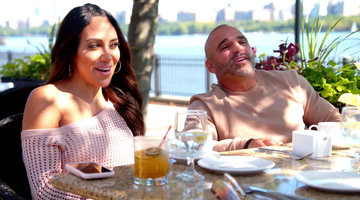Joe Gorga Spills the Tea on Teresa Giudice's New Man