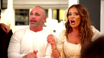 "Joe Gorga Calls Dolores Catania ""a Broken Woman"""
