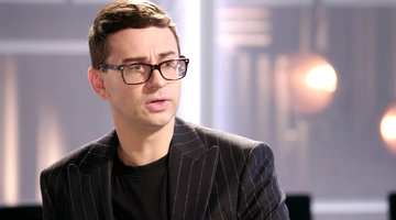 Why Christian Siriano Was So Sad to See This Designer Go