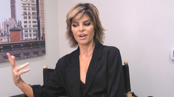 Lisa Rinna Has Her Guardian Angel With Her