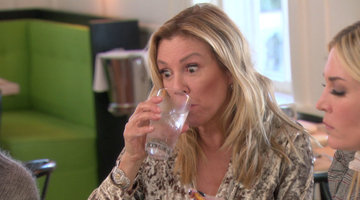 Next on RHONY: Shut Your Mouth!