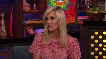 Tinsley Reacts to Luann de Lesseps' Relapse