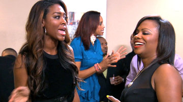 High Drama at Kandi's Housewarming