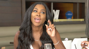 """Shade Assassin"" Kenya Moore Is Coming for Tanya Sam"