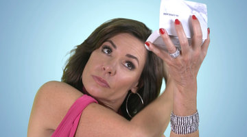 Luann De Lesseps' Beauty Bag