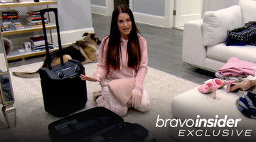 This Is What Kyle Richards Packs for Those Over-the-Top RHOBH Girls' Trips