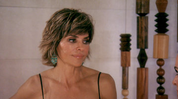 Lisa Rinna Just Wants to Go Home