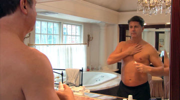 Taking Manscaping Up a Notch: Sandy Goldfarb
