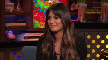 Would Lea Michele do 'Funny Girl' or 'Wicked'?