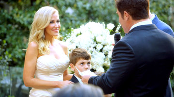 Travis and Stephanie Hollman Renew Their Vows
