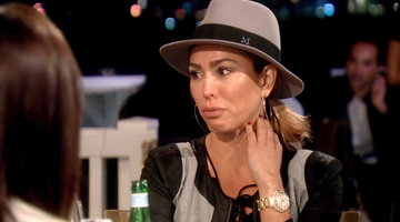 Kelly Dodd's Tearful Meeting With Heather Dubrow