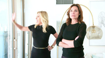 You Will Never Believe Who Luann de Lesseps' New Neighbor Is...