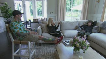 One Argument Ends and Another One Begins in Tamra Judge's Home