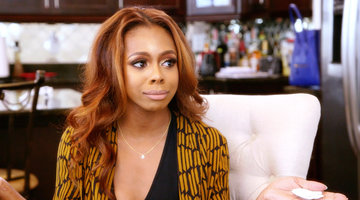 Candiace Dillard's Mom Lashes Out When She Finds Out a Surprise Guest Has Been Invited to the Wedding