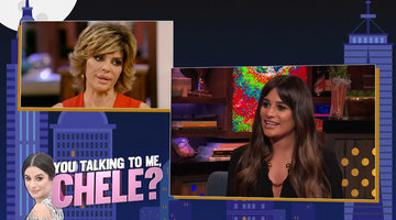 Lea Michele's Take on the #RHOBH Reunion