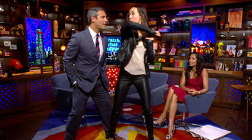 Andy Cohen: Action Hero