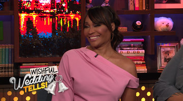 Cynthia Bailey Dishes on Her Ideal Wedding Plans
