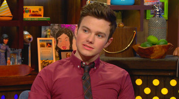 Chris Colfer On His 'Glee' Character