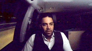 Will Mike Shouhed Miss His Own Launch Party?
