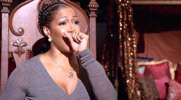 Next on #RHOA: A Striptease and an Intervention