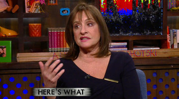 Patti LuPone's Legendary Rant