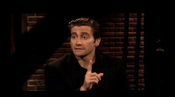 Jake Gyllenhaal - Working with Hugh Jackman