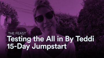 "Bravo Editor Tests Teddi Mellencamp Arroyave's 15-Day ""All In"" Jumpstart"