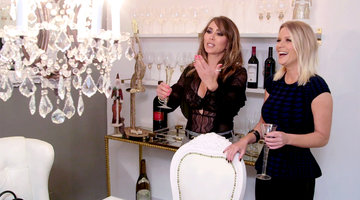 Go Inside Kelly Dodd's Bachelorette Pad