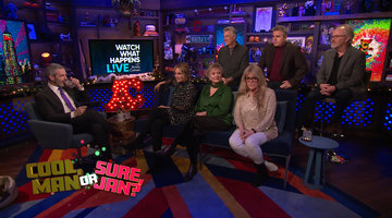 How Well Does Andy Cohen Know 'The Brady Bunch' Cast?
