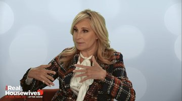 What Led to Sonja Morgan's Emotional Breakdown?