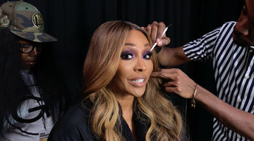 "Nene Leakes Calls Cynthia Bailey a ""Snake in the Grass"""