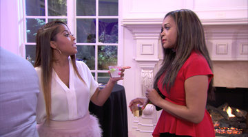 Mariah Isn't Ready to Move Forward With Toya