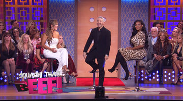 "Can Kenya Moore and Kelly Dodd ""Squash! That! Beef!"" In This BravoCon WWHL Deleted Scene?"