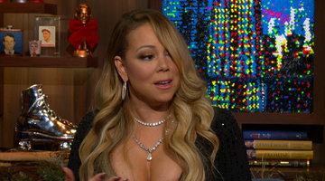 After Show: Mariah Carey Talks Whitney Houston