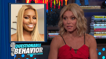 What Kelly Ripa Would Ask Dorit, Nene & Luann