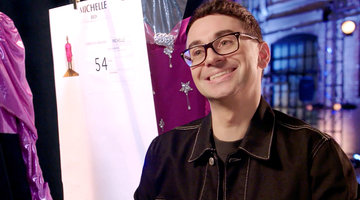 A Project Runway Alum Now Works for Christian Siriano?!