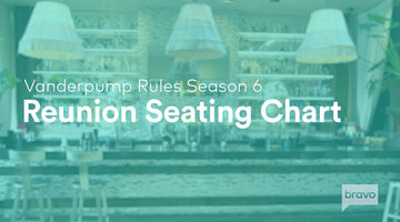 Check Out the Vanderpump Rules Season 6 Reunion Seating Chart