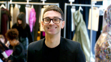 Christian Siriano Brings You Behind the Scenes at His New York Fashion Week Show