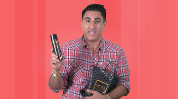 Reza Farahan Dishes on His New Haircare Line