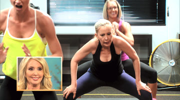 Working out With Shannon Beador
