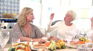 Dorinda Doesn't Want to Hear About Sonja's Past Anymore