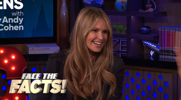 Elle Macpherson Once Dined with Donald Trump