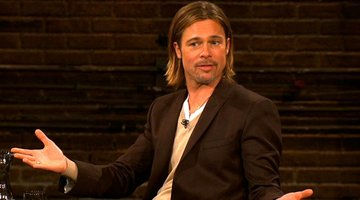 Brad Pitt - Getting the SAG Card