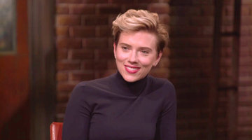 You'll Never Guess How Old Scarlett Johansson Was in Her First Movie