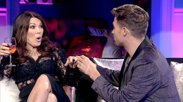 Tom Schwartz Proposes to Lisa Vanderpump