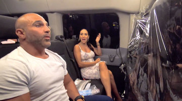 Melissa Gorga Is Tired of Kissing Joe Gorga's Ass